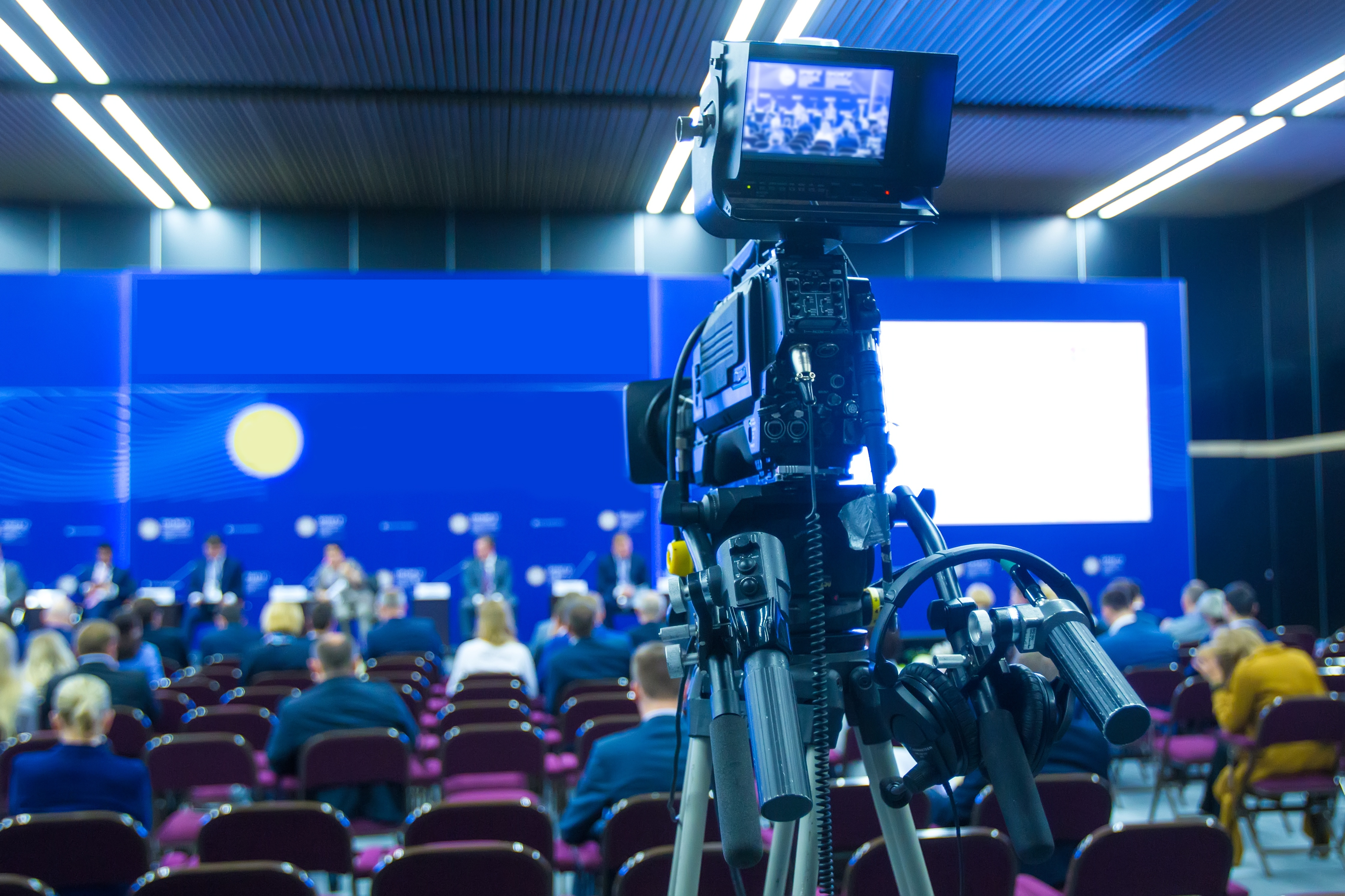 Meeting and Conference Broadcast