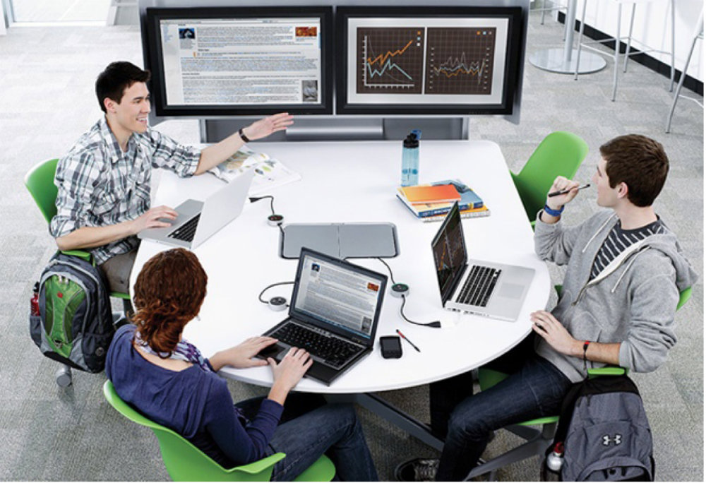 Huddle Up - Huddle Spaces and Why They Make the Best Work Spaces  .jpg