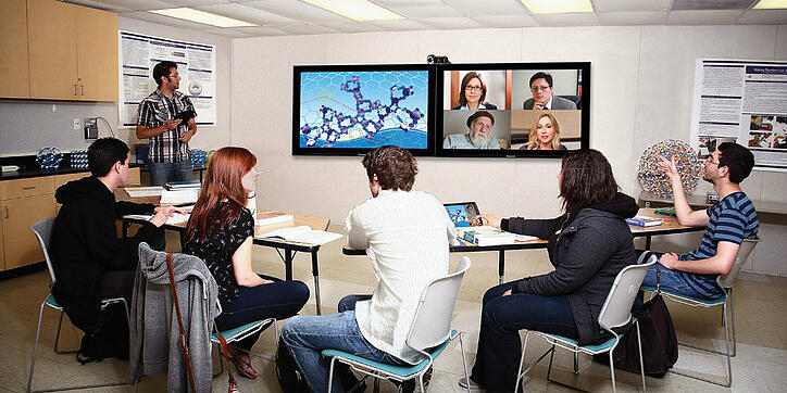 Videoconferencing in Education—Why It's a Game Changer